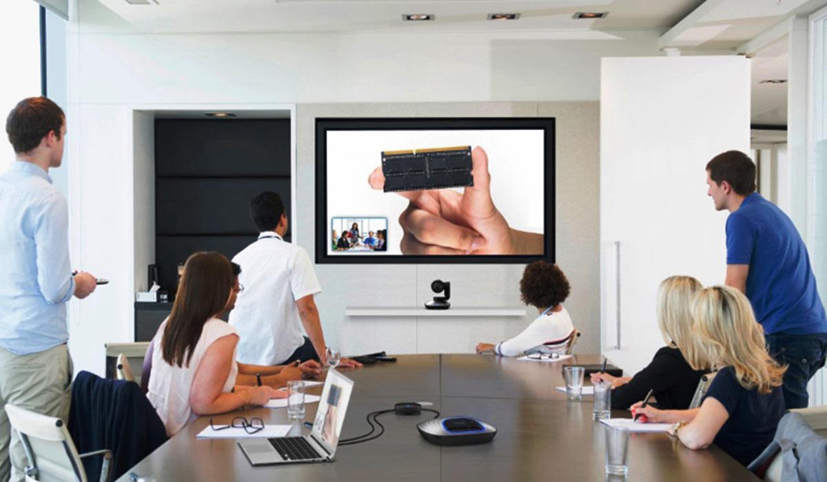 Videoconferenze installazioni di RC Sistemi Audiovisivi